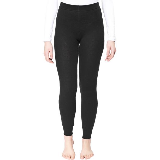 Woolpower 200 Lange Unterhose Damen black