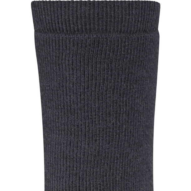 Woolpower 400 Socken schwarz
