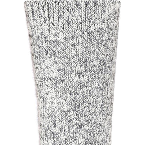 Woolpower 800 Socken grey melange