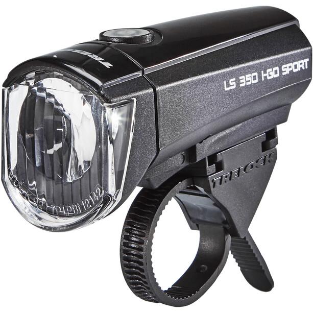 Trelock LS 350 I-GO Frontscheinwerfer schwarz