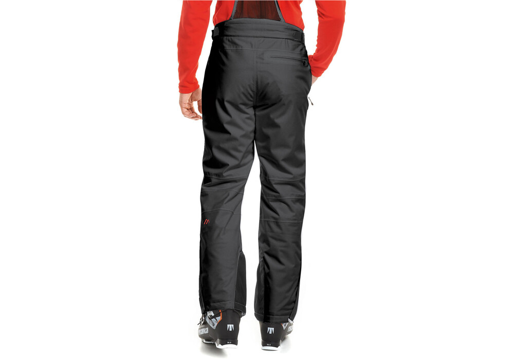 maier sports anton 2 ski hose kurz herren black. Black Bedroom Furniture Sets. Home Design Ideas
