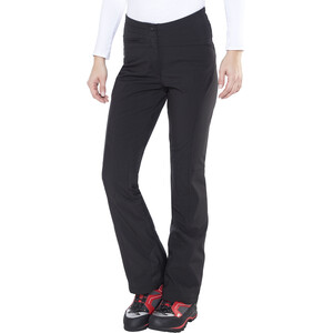Maier Sports Marie Softshell Stretch Hose Damen black black