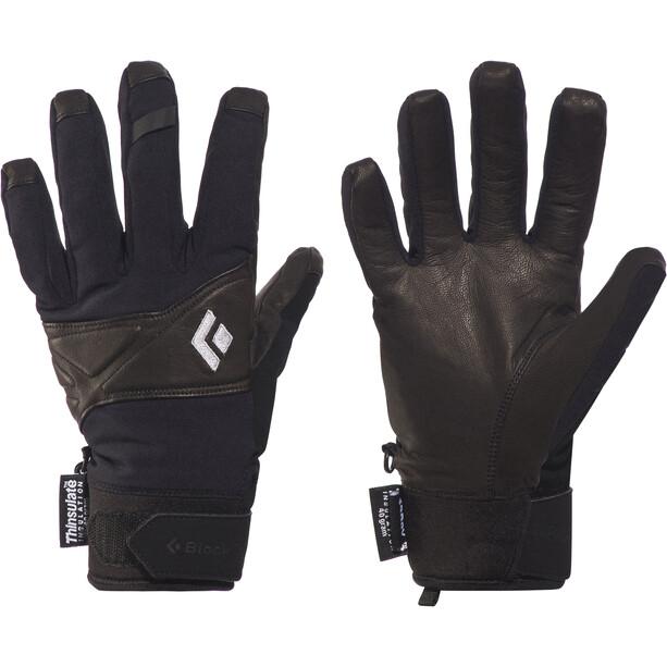 Black Diamond Terminator Handschuhe black