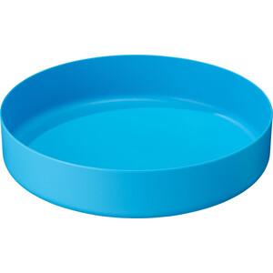 MSR Deep Dish Plate Medium blue blue
