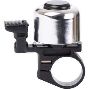 Red Cycling Products Mini Bell, sølv sølv
