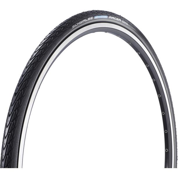 """SCHWALBE Marathon Racer Clincher Tyre Performance 28"""" Lite Reflex"""
