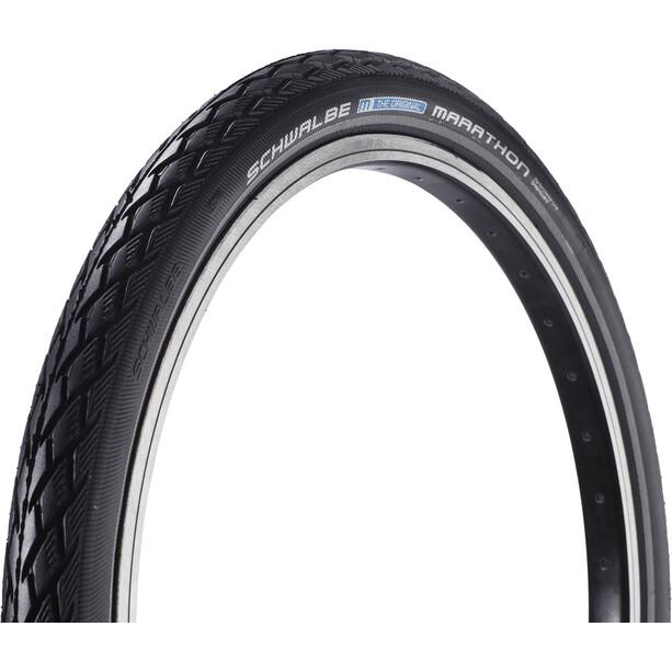 """SCHWALBE Marathon Clincher Tyre Performance 20"""" Greenguard Reflex"""