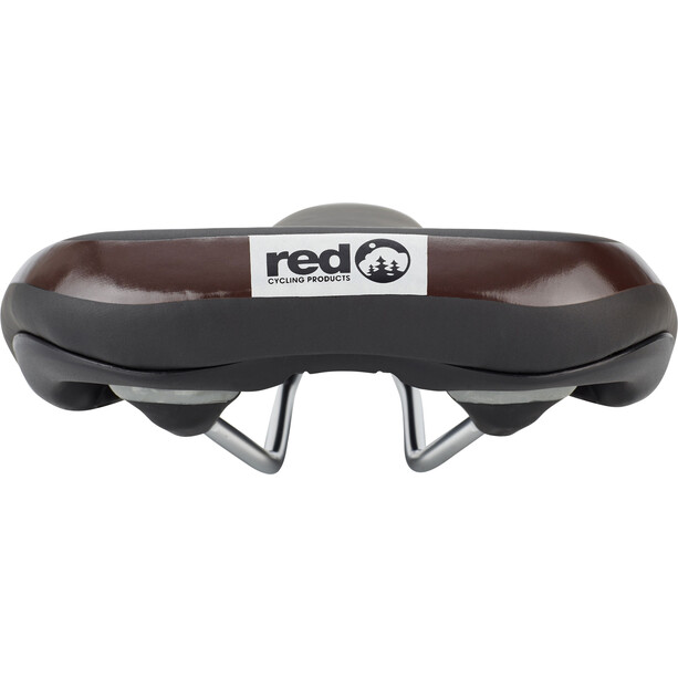 Red Cycling Products City Saddle black
