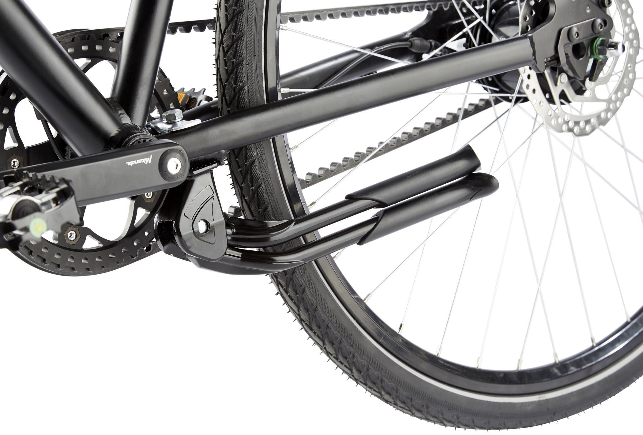 Zweibeinständer Fahrradständer Doppelständer Doppel Fahrrad
