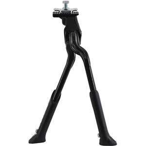 "Red Cycling Products Adjustable Double Leg Kickstand Two-Legged Stand 24-28"" svart svart"