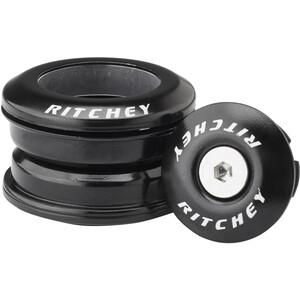 """Ritchey Comp Zero Logic Jeu de direction 1 1/8"""" ZS46/28.6 I ZS46/30, noir noir"""