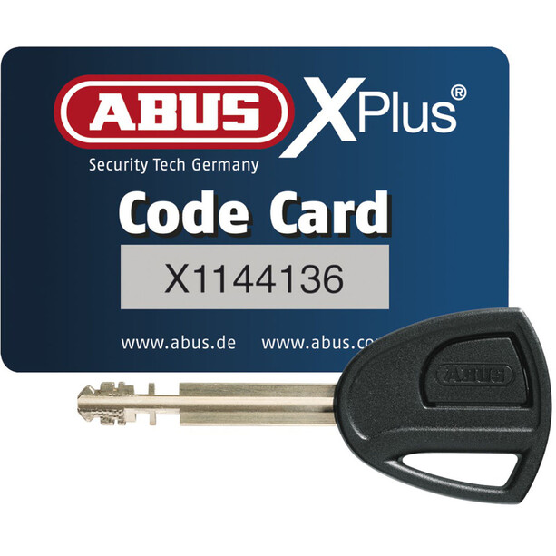 ABUS Granit CityChain X-Plus 1060 Kettenschloss schwarz