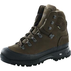 Hanwag Nazcat GTX Schuhe Damen braun braun
