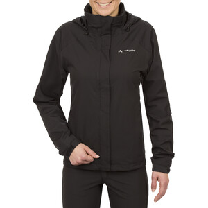 VAUDE Escape Bike Light Jacke Damen black black
