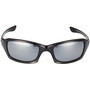 Oakley Fives Squared Brille polished black/black iridium polarized