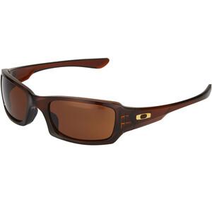 Oakley Fives Squared Brille polished rootbeer/dark bronze polished rootbeer/dark bronze