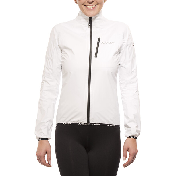 VAUDE Drop III Jacke Damen white