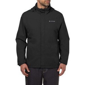 VAUDE Escape Bike Light Jacket Herre black black