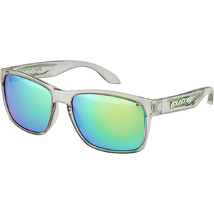 Rudy Project Spinhawk Brille crystal ash - rp optics multilaser green crystal ash - rp optics multilaser green
