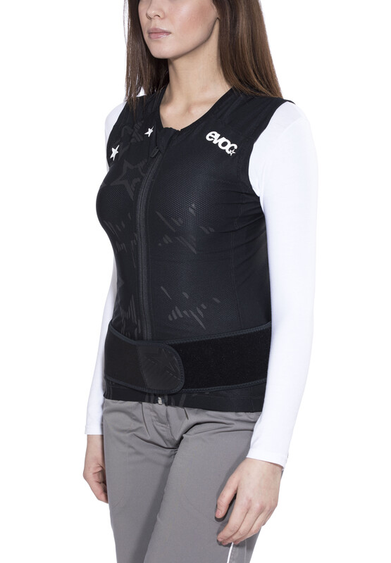 Evoc Protector Vest Women black M 2019 Accessoires