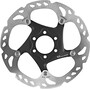 Shimano Deore XT SM-RT86 Brake Disc with Lock-Ring silver