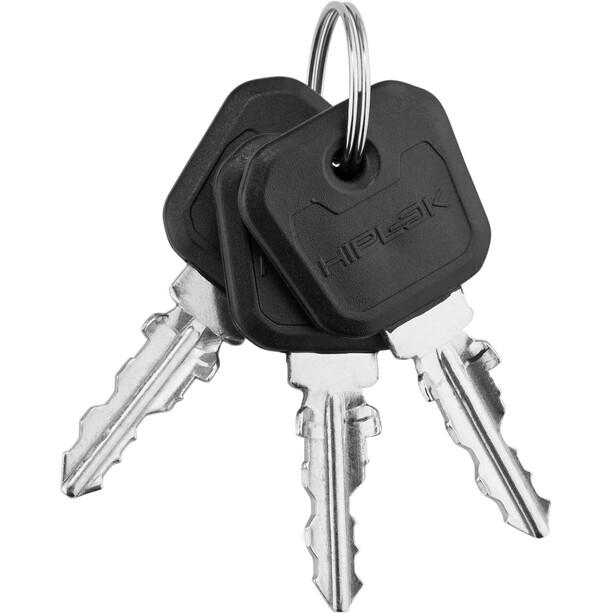 Hiplok POP Cable Lock black