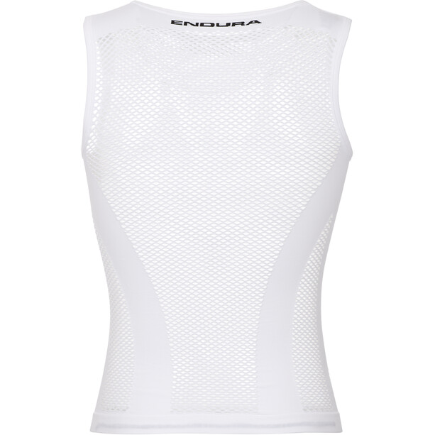 Endura Fishnet Tanktop Baselayer Herren white