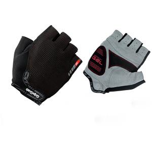 GripGrab EasyRider Short Finger Gloves black black