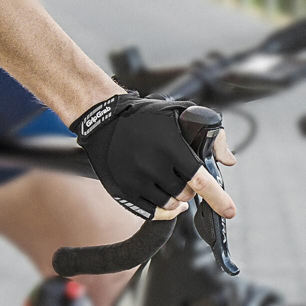 GripGrab ProGel Gepolsterte Kurzfinger-Handschuhe black