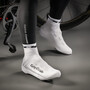 GripGrab RaceAero Lightweight Lycra Shoe Cover white