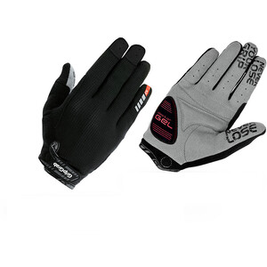 GripGrab Shark Full Finger Gloves black black