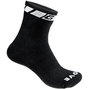 GripGrab Spring/Fall Midseason Socken black black