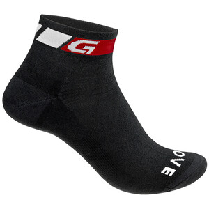 GripGrab Classic Low Cut Socken black black