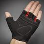 GripGrab X-Trainer Kurzfinger-Handschuhe Kinder red