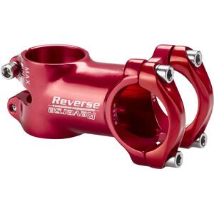 Reverse XC Ohjainkannatin Ø31,8mm 6°, punainen punainen