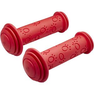 Herrmans Grip 82L Barnsäkra handtag Barn röd röd