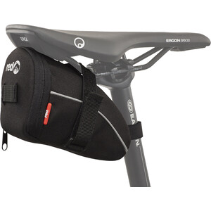 Red Cycling Products Saddle Bag Seat Post Bag L black black