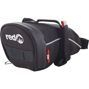 Red Cycling Products Turtle Bag Cykeltaske L, sort sort