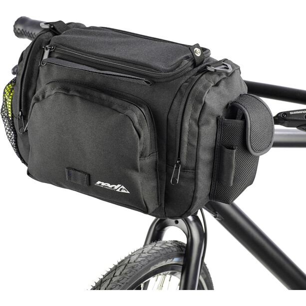 Red Cycling Products Front Loader L Lenkertasche schwarz