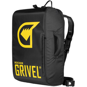Grivel Rocker 45 Rucksack black black