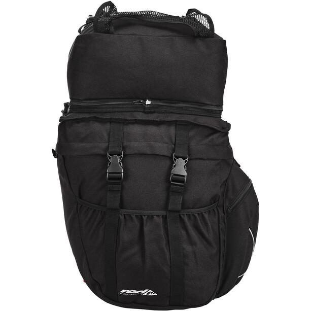 Red Cycling Products Elite Touring Set Gepäckträgertaschen schwarz