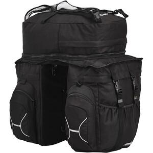 Red Cycling Products Elite Touring Set Gepäckträgertaschen schwarz schwarz