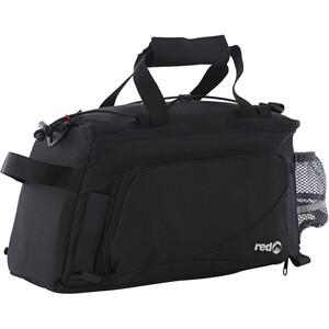 Red Cycling Products Back Loader Borsa per portapacchi, nero nero