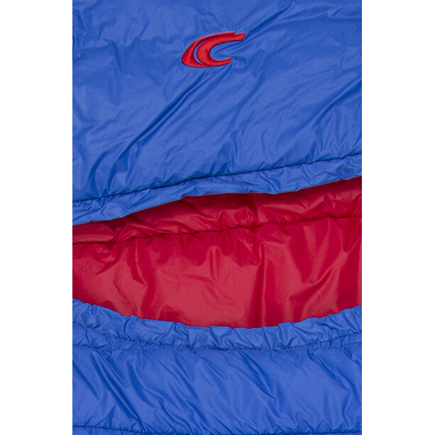 Carinthia Young Hero Schlafsack Kinder blue/red