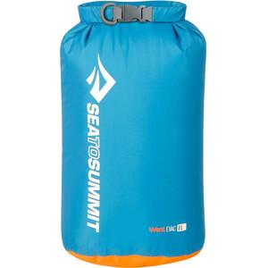 Sea to Summit eVac Dry Sack 8l, bleu bleu