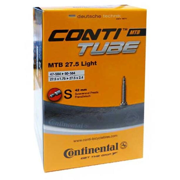 """Continental MTB Light Schlauch 27.5"""""""