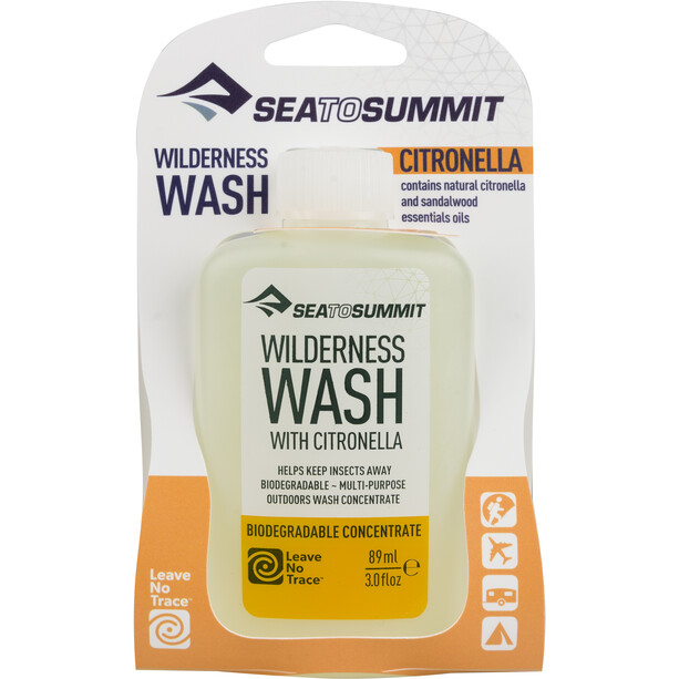 Sea to Summit Wilderness Wash with Citronella 89ml