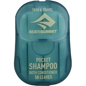 Sea to Summit Trek & Travel Pocket Shampoo & Conditioner 50 Blättchen