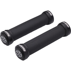 Reverse Classic Lock-On Grips black/black black/black