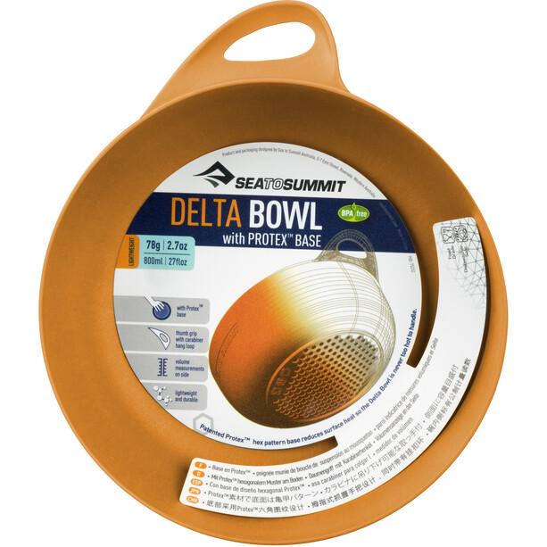 Sea to Summit Delta Bowl orange